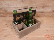"Bierkrat ""Mens Toolbox"""